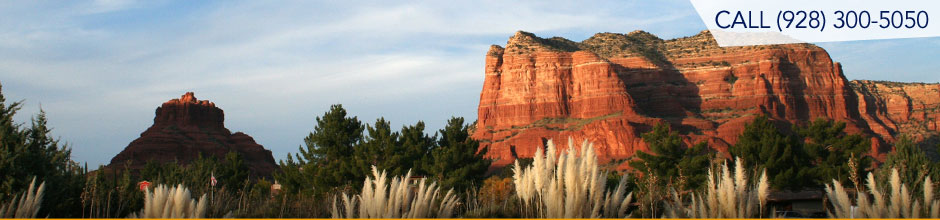 Big Park community in Sedona Arizona offers a wide selection of homes for sale in many price ranges. These properties enjoy views of Courthouse Butte and Bell Rock.